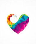 """""""心""""形元素在logo设计中的运用实例"""