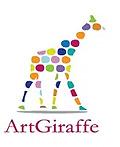 20个创意长颈鹿标志的灵感