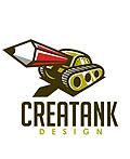 15个坦克元素logo设计
