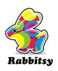 30个兔子元素logo设计