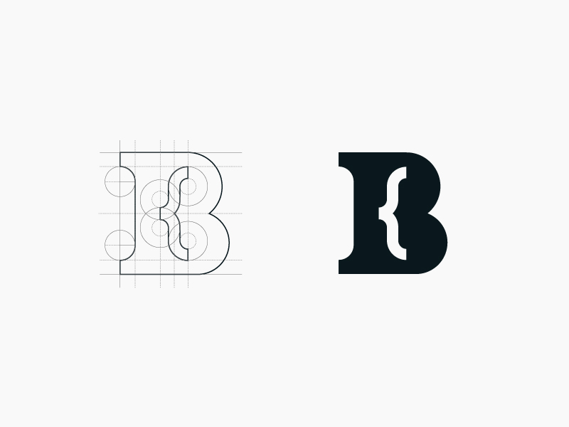 40款创意设计师个人品牌logo设计