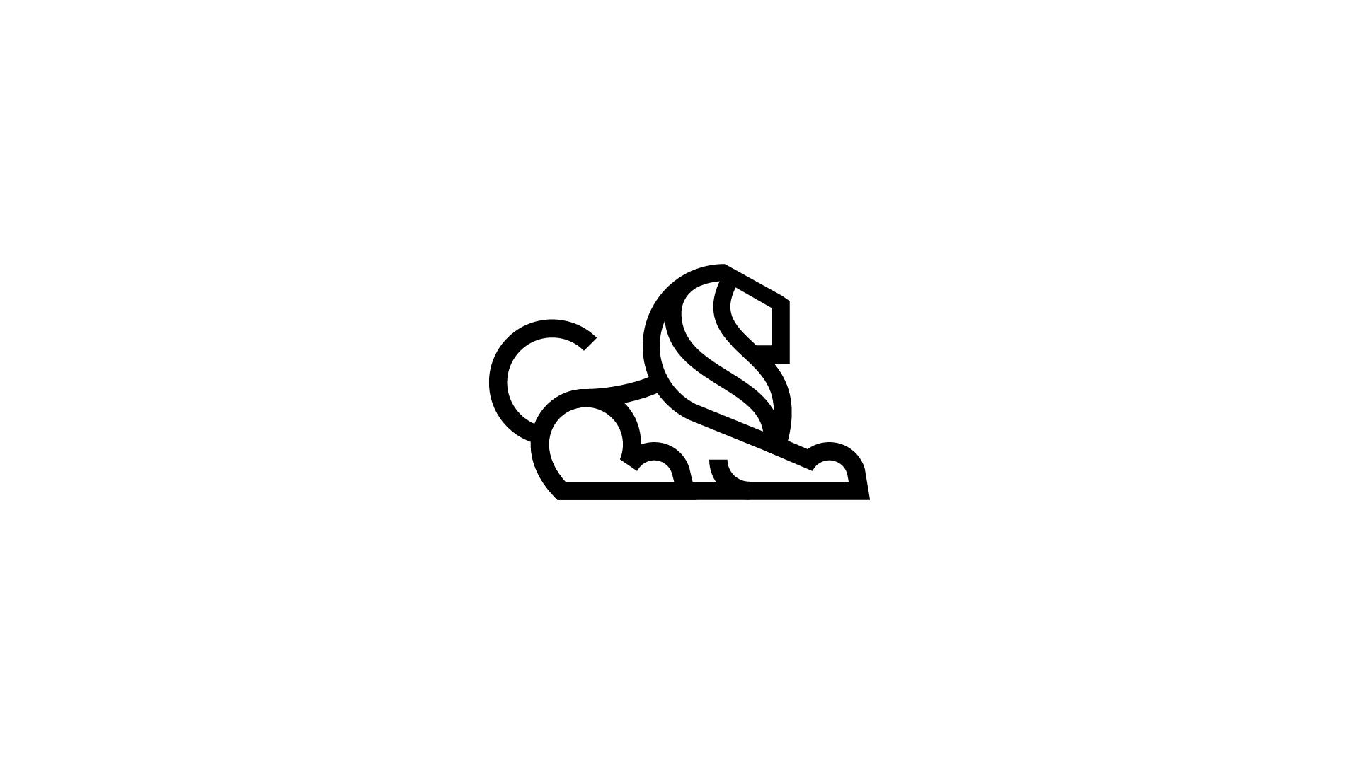 设计师sandro laliashvili动物元素logo设计