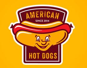 20个热狗元素在logo设计中的运用实例