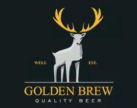 30个很棒的雄鹿标志设计