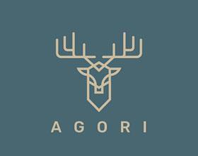 30个极简线条构成的艺术logo设计