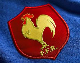 法国橄榄球联合会(FFR)品牌logo设计