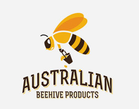 23个蜜蜂元素在logo设计中的运用实例
