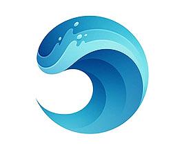 色彩鲜艳的Yoga Perdana 3D图形logo设计作品
