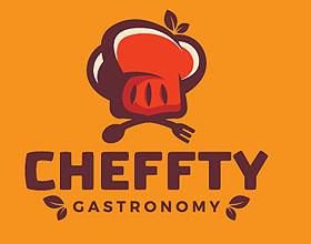 25个厨师元素在logo设计中的运用实例