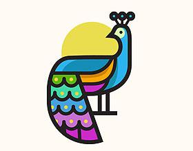 国外设计师Carlos Puentes图形logo设计作品