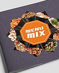 konimix餐厅菜谱设计