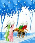 越南艺术家Phan Thu Trang清新绘画欣赏