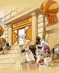 CEPSA 2011年卡通插画日历