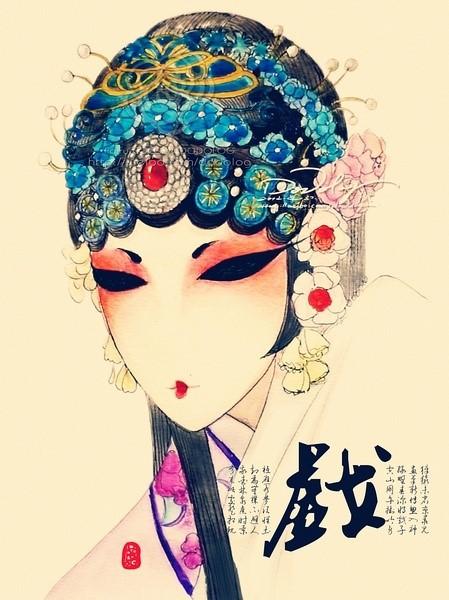 Dodolog的妖娆女性插画作品
