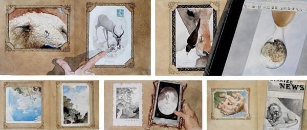 2012 Hiii Illustration国际插画大赛获奖作品欣赏