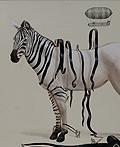墨西哥艺术家Ricardo Solis写实插画作品