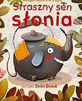 波兰大象的噩梦插画设计