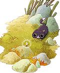 漂亮的猫系列插画设计