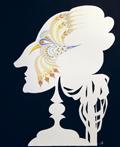 传奇平面设计师和插画家约翰・奥尔康作品欣赏