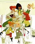 美国Eda Kaban插画设计欣赏