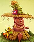 俄罗斯Aleksey Baydakov插画设计作品