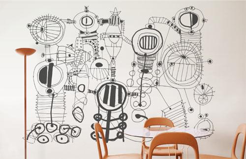 西班牙艺术与设计工作室TODO的表面设计