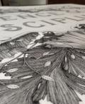 法国的插画家Xavier Casalta作品-PATIENCE & DISCIPLINE