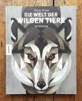 《北方的野生动物世界》书籍插画