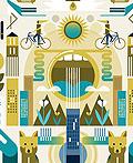 40幅优秀插画设计作品欣赏