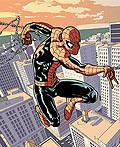 35个蜘蛛侠插画作品