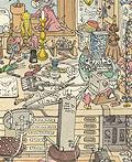 瑞典插画师Mattias Adolfsson人物插画(三)