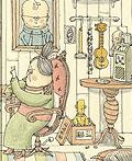 瑞典插画师Mattias Adolfsson人物插画(二)