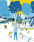 瑞典速写―瑞典插画师Daniel Spacek插画作品欣赏