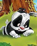 20幅有趣的熊猫插图