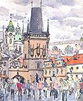 布拉格城市印象插图