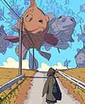 Varguy宫崎骏风格插画设计