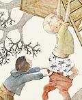 国外儿童读物插图