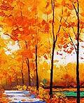 23幅美丽的树木插画