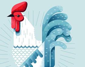 法国艺术家Maite Franchi数字插图欣赏