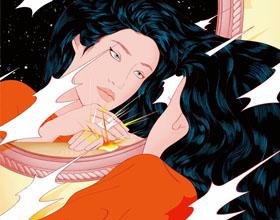 韩国插画家Jee-ook Choi插画作品
