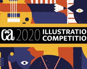 2020年CA插画奖获奖作品欣赏