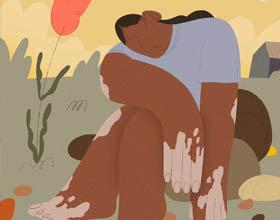 梦幻般的巴西插画家PaolaSaliby精致插画作品