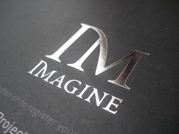 MAGINE楼书设计