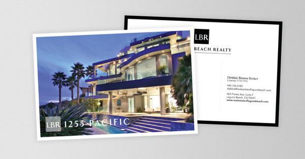 拉古纳海滩地产楼书设计