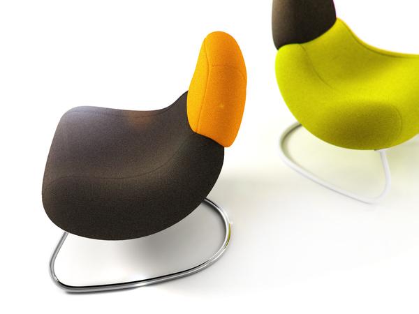 GYM - 休闲椅