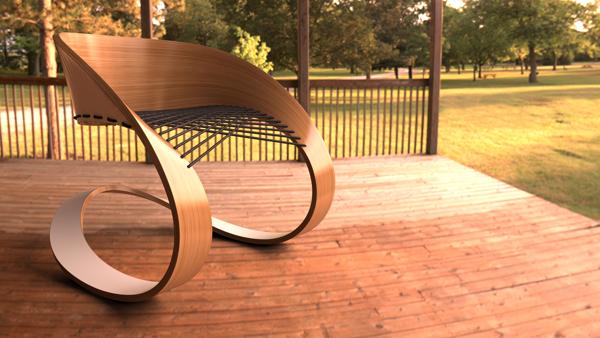 创意独特的椅子