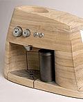 创意木制咖啡机