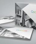 谷歌Google 2014年度报告宣传册设计