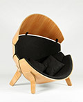 趣味横生的儿童座椅设计