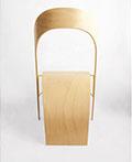 简洁椅子设计